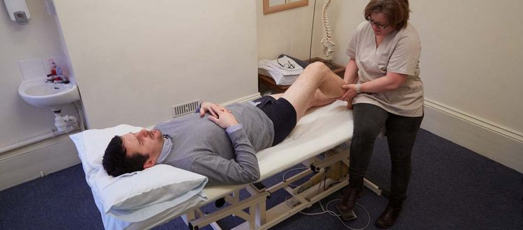 26 West Parade Lincoln Osteopaths