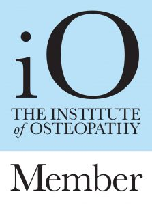 Institute of Osteopathy logo